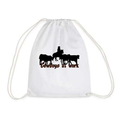 cowboyatwork - Turnbeutel