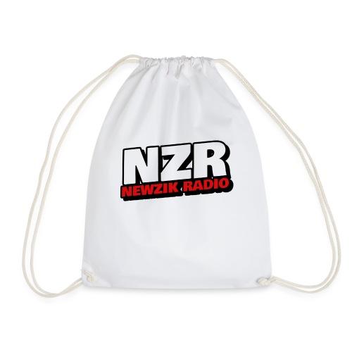 NewZikRadio Logo basic full - Sac de sport léger