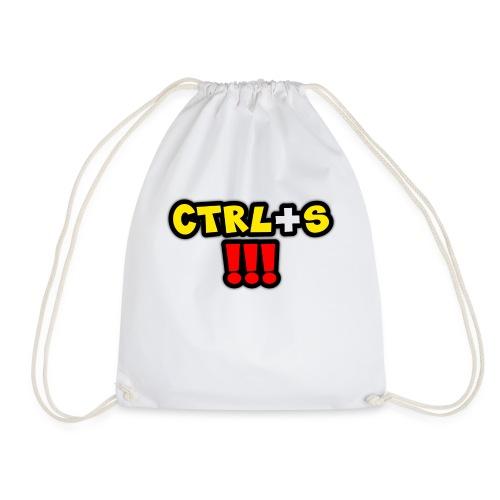 CTRL+S !!! - Sac de sport léger