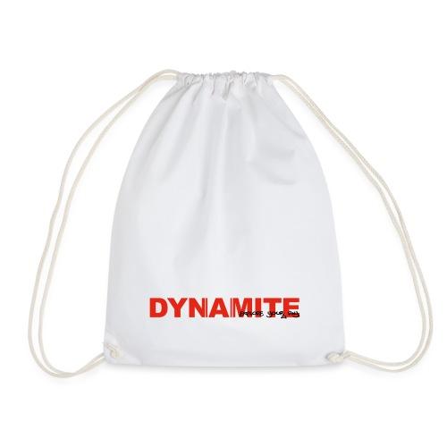 DYNAMITE - Explode your day! - Gymnastikpåse