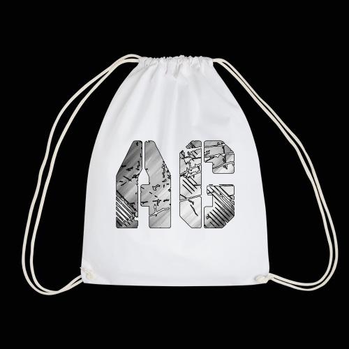 AG logo - Drawstring Bag