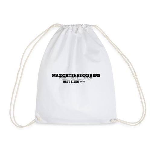 Maskin Teknikkerene T-Skjorte for Menn - Gymbag