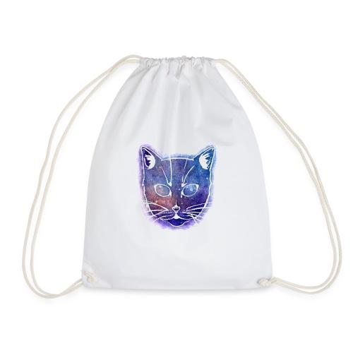 Galaxy Kitten - Turnbeutel