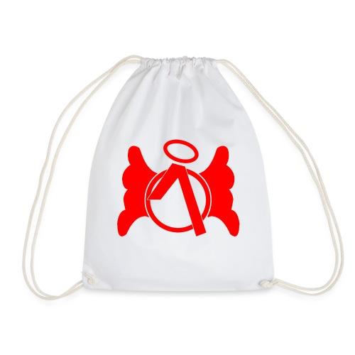Abash Uprising Logo wings - Drawstring Bag