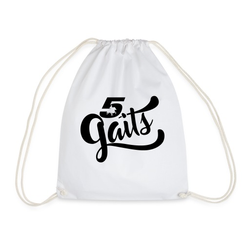 5Gaits 1 - Drawstring Bag