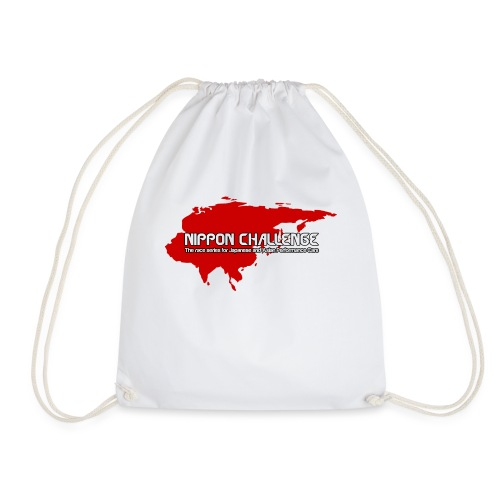 Nippon Challenge 2017 Logo - Drawstring Bag