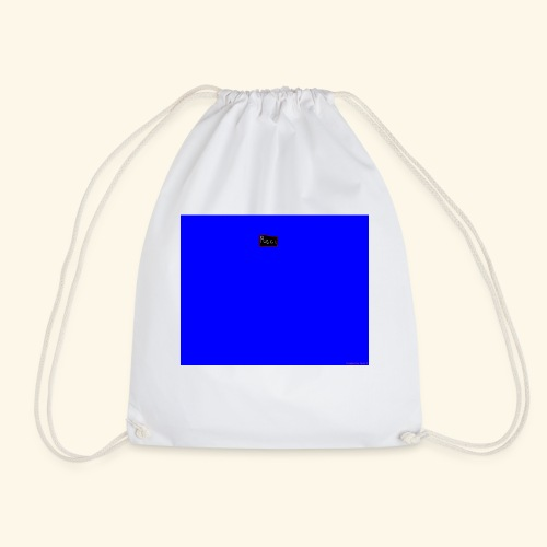 pucci blue background logo - Sportstaske