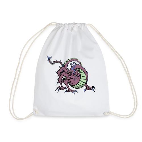 Terror Lizard - Drawstring Bag