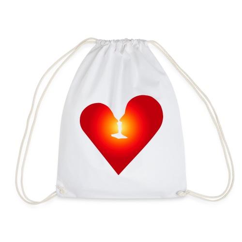 Ein Herz in Liebe - Turnbeutel