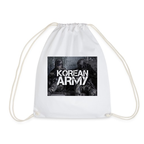 korean army - Drawstring Bag