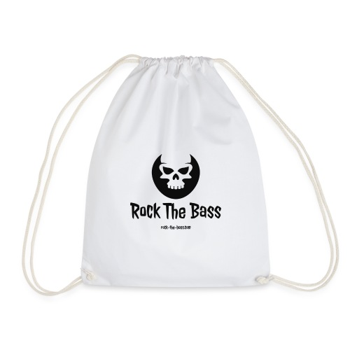 Rock The Bass - Turnbeutel