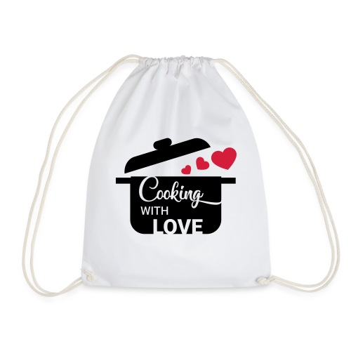 Cooking with love - Turnbeutel