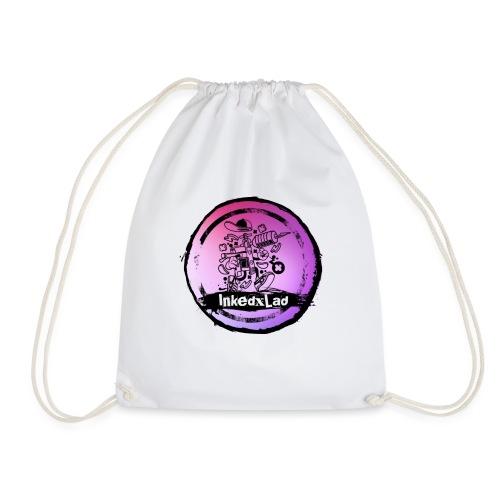 Inked - Drawstring Bag