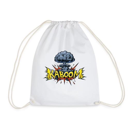 Explosion nucléaire Kaboom - Sac de sport léger