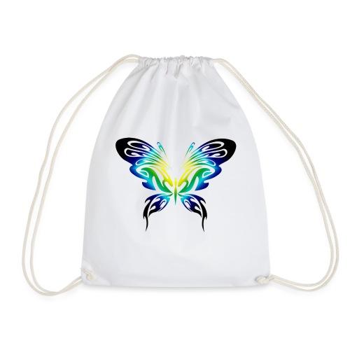 Motyl kolor - Worek gimnastyczny