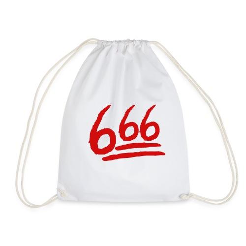666 playera - Mochila saco
