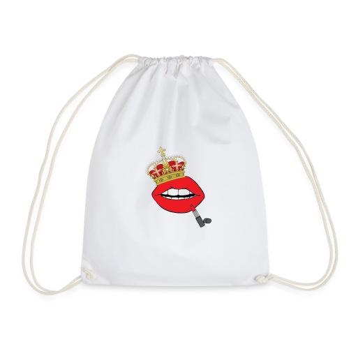 T-Shirt donna Fashion Royal - Sacca sportiva