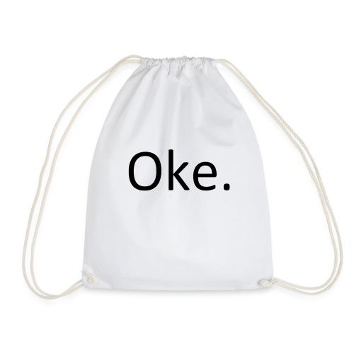 Oke-_T-shirt_PNG-png - Gymtas