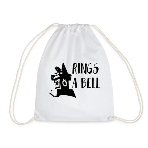 Rings a Bell in Graz - Drawstring Bag