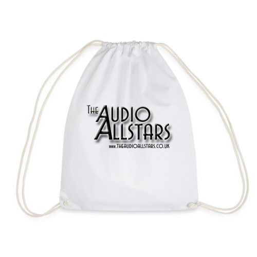 The Audio Allstars logo - Drawstring Bag