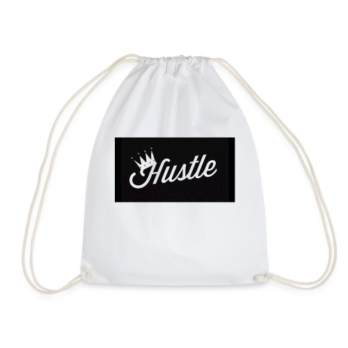 King Hustle - Drawstring Bag