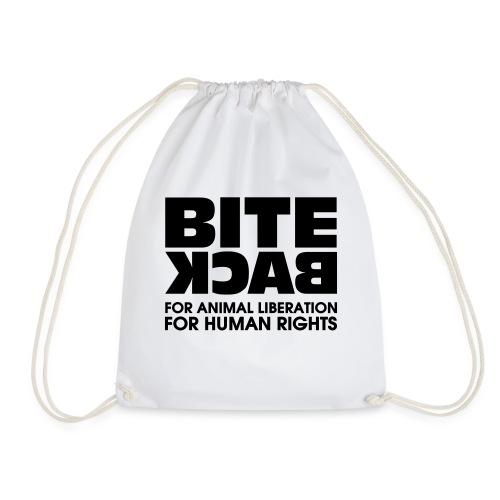 Bite Back logo - Gymtas