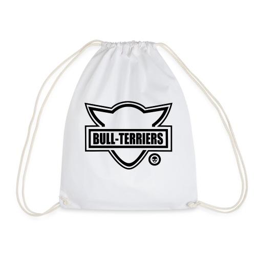 Bull Terrier Original Logo - Drawstring Bag