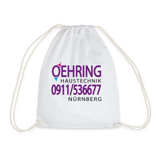 Firma Oehring - Turnbeutel