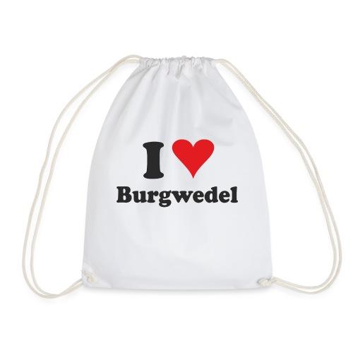 I Love Burgwedel - Turnbeutel