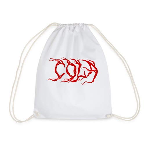 Cola Thrashed - Drawstring Bag
