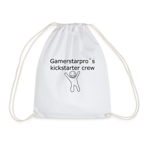 Kickstarter crew - Sportstaske