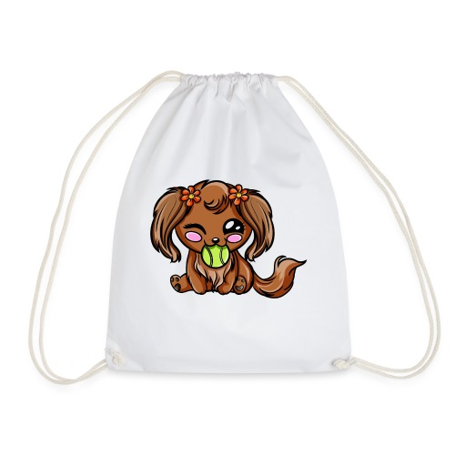 Puppy Dog Kawaii - Sac de sport léger