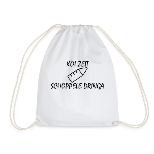 KoiZeit - Schoppele - Turnbeutel