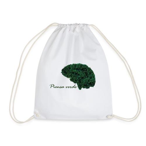 Piensa verde - Mochila saco