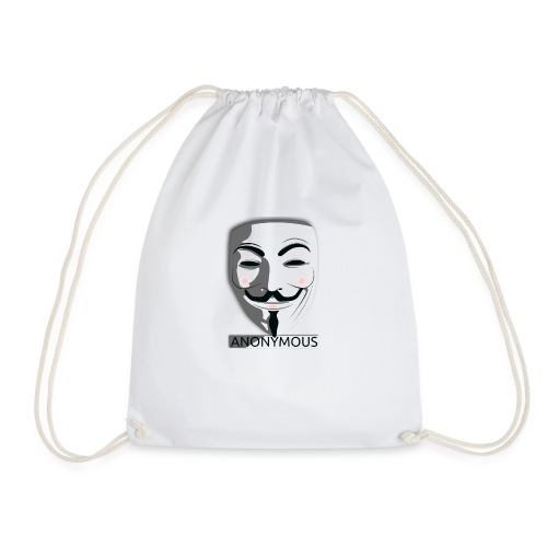 Anonymous - Drawstring Bag