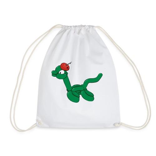 Balloon Nessie - Drawstring Bag