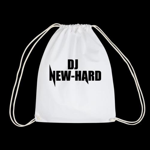 DJ NEW-HARD LOGO - Gymtas