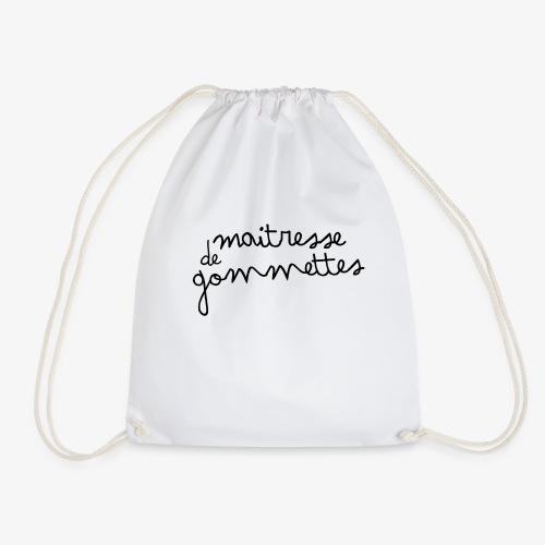 Maitresse de Gommettes - Sac de sport léger