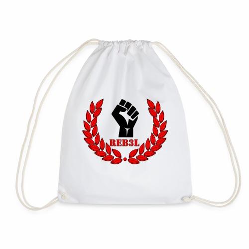 Steel Rebels Logo - Turnbeutel