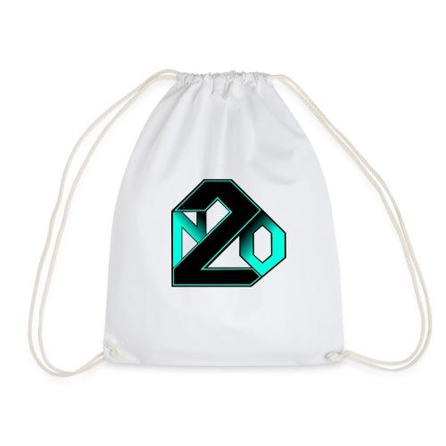 N2O turquoise - Sac de sport léger