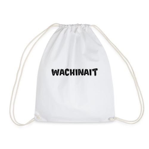 whachinait - Drawstring Bag