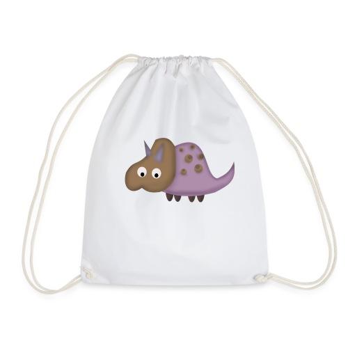 Dino 1 - Drawstring Bag