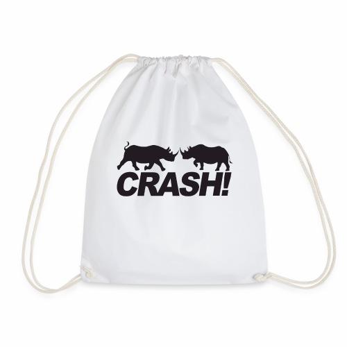 crash - Drawstring Bag