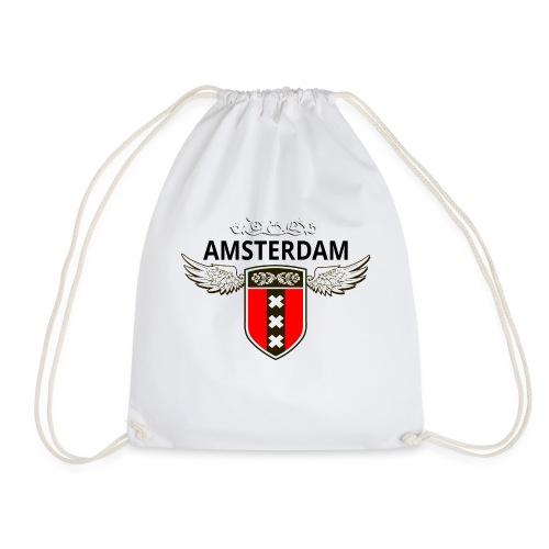 Amsterdam Netherlands - Turnbeutel