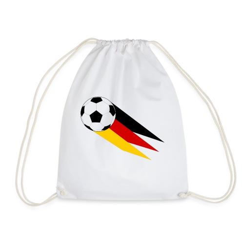 Fussball Deutschland - Turnbeutel