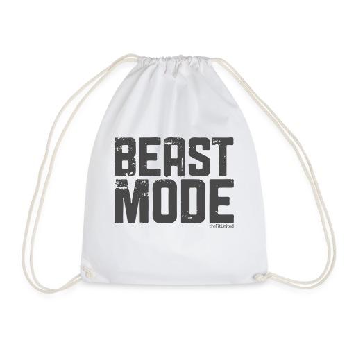 beastmode_logo - Drawstring Bag