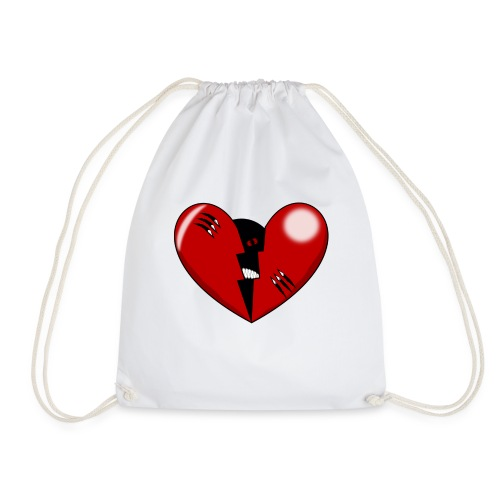 CORAZON1 - Drawstring Bag