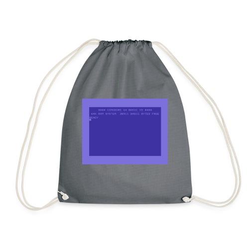 c64 Startscreen - Turnbeutel