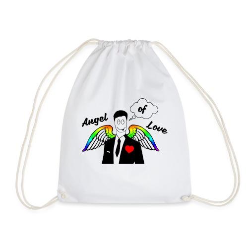 Angel of Love Regenbogen - Turnbeutel