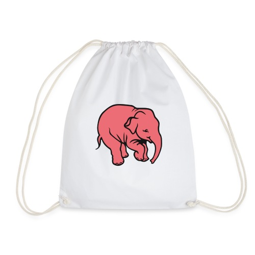 DT olifant - Gymtas